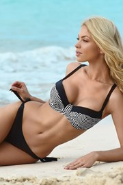 Ženski dvodijelni kupaći kostim Desirea podstavljeni