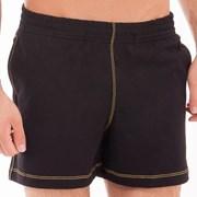 Muške sportske kratke hlače MF Black