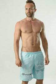 Muške kupaće hlače GERONIMO Cyprinus tirkizne boje