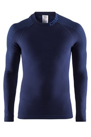 Muška majica CRAFT Warm Intensity Blue