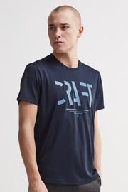 Muška majica CRAFT Eaze Mesh tamnoplava