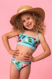 Ženski dvodijelni kupaći kostim za djevojčice Linda