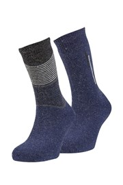 2 pack toplih čarapa Sergio
