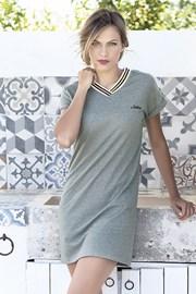 Ženska ljetna haljina Corfu kaki