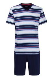 Muška pidžama CECEBA Red 5XL plus bez glačanja