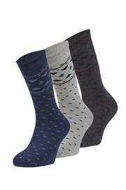 3 pack toplih čarapa Tomas