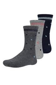 3 pack dječje čarape Tinryn