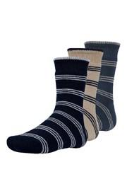 3 pack dječjih toplih čarapa Rakr