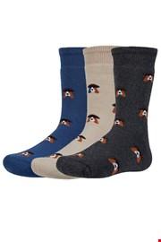 3 pack dječjih toplih čarapa Verth