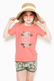 Pidžama za djevojčice Flowers