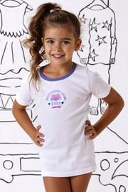 Pamučna majica za djevojčice Julie