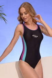 Ženski jednodijelni sportski kupaći kostim Alex 04
