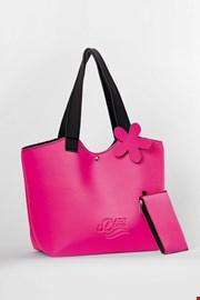 Torba za plažu Lady Etna ružičasta