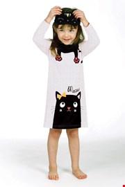 Pidžama za djevojčice Lina Pink Kitty