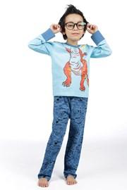 Pidžama za dječake Lenny Sky Rex