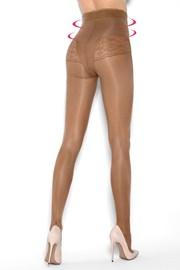 Stezne čarape s gaćicama Bikini Support Riga 20 DEN