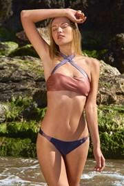 Ženski dvodijelni kupaći kostim Bornita