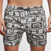 Muške bokserice CORNETTE Classic Dollars