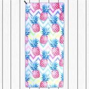 Brzosušeći ručnik za plažu Pineapple