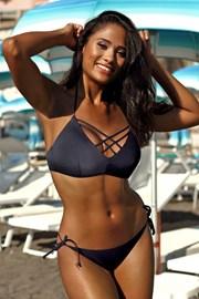 Gornji dio ženskog kupaćeg kostima Bora Bora Black