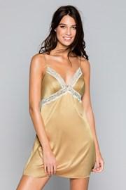 Luksuzna spavaćica Savannah zlatna