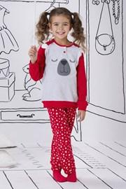 Pidžama za djevojčice Lea