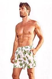 Muške kupaće hlačice DAVID 52 Cactus