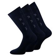 3 pack elegantnih muških čarapa Doratek