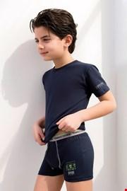 Komplet bokserice i majica za dječake Enrico Coveri 4071