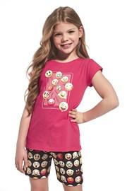 Pidžama za djevojčice Emoticon