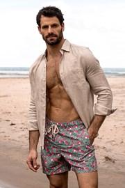 Muške kupaće hlače SHORTS Co. Flamingo REG