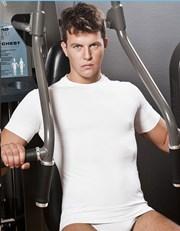 Muška majica HASTER Antibacterial Sport bešavna