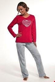Ženska pamučna pidžama Heart