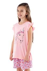 Pidžama za djevojčice Polly kratka