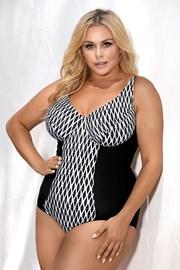 Ženski jednodijelni kupaći kostim Lady