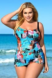 Ženski tankini Tropical