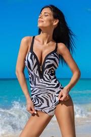 Ženski jednodijelni kupaći kostim Fussia