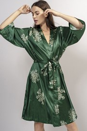 Luksuzni ogrtač Lauren Green