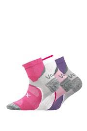 3 pack čarape za djevojčice Maxterik