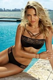 Ženski dvodijelni kupaći kostim Miami Gold