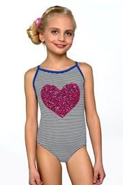 Jednodijelni kupaći kostim za djevojčice Ina