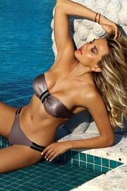 Ženski dvodijelni kupaći kostim Acapulco bež