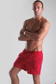 Muške kupaće hlače GERONIMO crvene