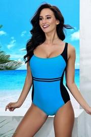 Ženski jednodijelni kupaći kostim Bret Blue