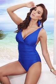 Ženski jednodijelni kupaći kostim Sofia Blue