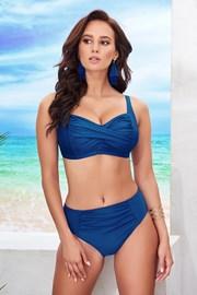 Gornji dio dvodijelnog kupaćeg kostima Clyte Blue