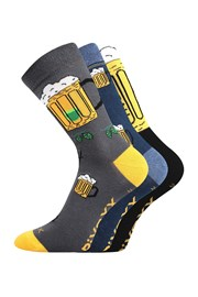 3 pack muških čarapa Pivoxx Mix5