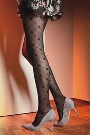 Čarape s gaćicama s uzorkom Royale 02 40 DEN