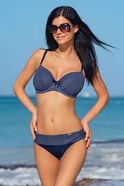 Ženski dvodijelni kupaći kostim Lisa nepodstavljen