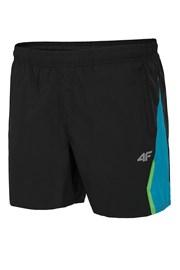 Muške sportske kratke hlače 4F Black
